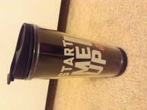 Start me up travel mug in Fort Irwin, California