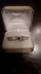 Beautiful Size 7 Ladies Wedding Set in El Paso, Texas