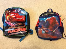 Spiderman Backpack in Naperville, Illinois