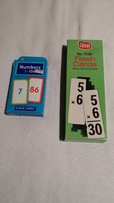 Flash Cards - Multiplication - Numbers - 4+ age in Batavia, Illinois