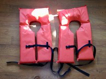 Life Jackets in Joliet, Illinois