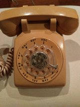 Yellow Rotary Dial Phone ?? Works!! ???? in Hopkinsville, Kentucky