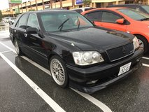 Rare Spec Toyota Crown Athlete VX (300hp 1JZGTE) in Okinawa, Japan