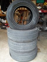 SET OF 4 GOODYEAR FUEL MAX ASSURANCE TIRES - P265/65R18 - USED - PRICE  REDUCED! in Cherry Point, North Carolina