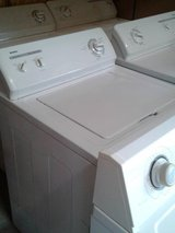 Kenmore washer and dryer delivered in Hinesville, Georgia