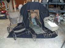 3 ANTIQUE BABY CARRIAGES - PRE 1930'S in Cherry Point, North Carolina