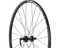 Mavic Aksium 700c disc allroad wheels with mavic tires in Ramstein, Germany