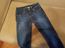 Like NEW! American Eagle Jeans, Size 00 in Fort Campbell, Kentucky