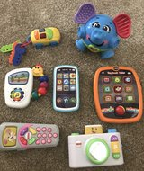 Assorted Electronic Baby Toys in Naperville, Illinois