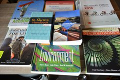 College Textbooks in Ramstein, Germany