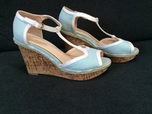 Tommy Hilfiger wedge shoes size 8M in Plainfield, Illinois