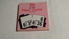 Flash Cards - Division in Batavia, Illinois