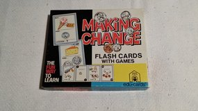 1977 - Vintage - Edu-cards - Making Change in Batavia, Illinois