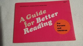 1977 - Vintage - A Guide for Better Reading - in Batavia, Illinois
