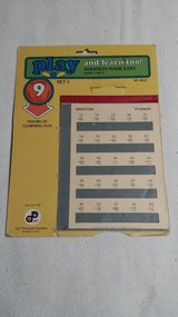 1977 - VINTAGE - MATH SKILLS -Play and learn too! in Batavia, Illinois