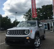 2017 US Spec Jeep Renegade in Spangdahlem, Germany