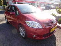 '12 Toyota Auris 1.4 TD Diesel Automatic in Spangdahlem, Germany