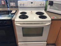 Kenmore White Range Stove Oven - USED in Fort Lewis, Washington