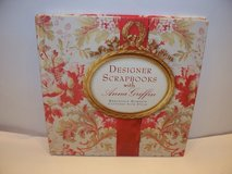 NEW Designer Scrapbook Memorable Moments Captured With Style Hard Cover w Dust Jacket in Morris, Illinois
