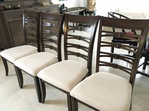 4 Dining Chairs, Like New in Grafenwoehr, GE
