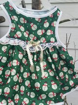 christmas print dog dresses in Fort Bragg, North Carolina