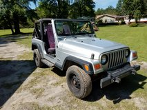 2006 Jeep Wrangler in Camp Lejeune, North Carolina