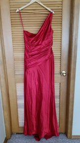 Long Red Evening Gown in Colorado Springs, Colorado