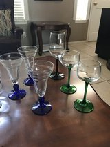 Collection glass in El Paso, Texas