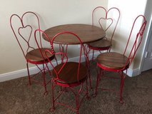 Bistro Table and Chair Set in The Woodlands, Texas