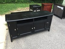 Matching Black Entertainment TV Stand, Coffee Table, End Table in Fairfax, Virginia