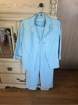 Blue Suit ( pant and blazer) used once in Fort Lewis, Washington