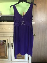 party dress deep purple in Fort Lewis, Washington
