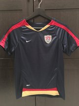 Nike Team USA Soccer Jersey - Youth XL, DryFIT   (Blue/red/Gold) in Naperville, Illinois