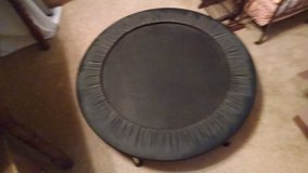Personal size trampoline in Cherry Point, North Carolina