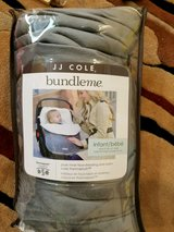 Bundleme Thermaplush carseat cover in Yorkville, Illinois