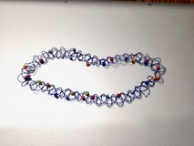 Beaded Choker Necklace in Joliet, Illinois