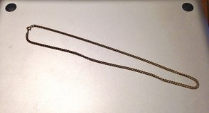 "9 1/2"" Gold Colored Chain Necklace in Joliet, Illinois"