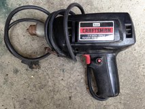 "Craftsman Drill 3/8"" (Reversible Variable Speed) - MP in Plainfield, Illinois"