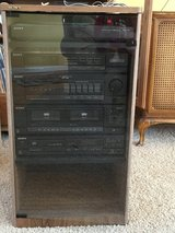 Sony stereo system in Plainfield, Illinois