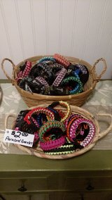 Paracord Bracelets- Compas, Flint, Whistle in 29 Palms, California