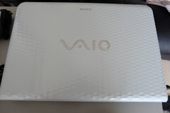 Sony Vaio Laptop in Okinawa, Japan