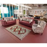 Home Goodies Floormodel Sale Victor 3 Seat + 2 Seat Sofa + Chair in Spangdahlem, Germany
