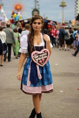 Octoberfest Ready clothes: Women's German/Austrian-made quality dirndls in Fort Meade, Maryland