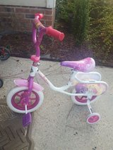 girls bike and helmet in Fort Bragg, North Carolina