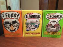 I Funny Books Vol 1-3 in DeRidder, Louisiana