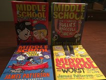 Middle School Series Books in DeRidder, Louisiana