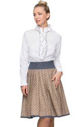 Octoberfest Ready clothes: Women's Austrian-made quality lined skirts in Fort Meade, Maryland