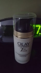 Olay Total Effects 7 in One Face cream in St. Charles, Illinois