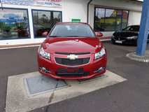 2012 Chevy Cruze LTZ Loaded in Hohenfels, Germany