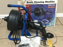 Drain Cleaning Machine in Macon, Georgia